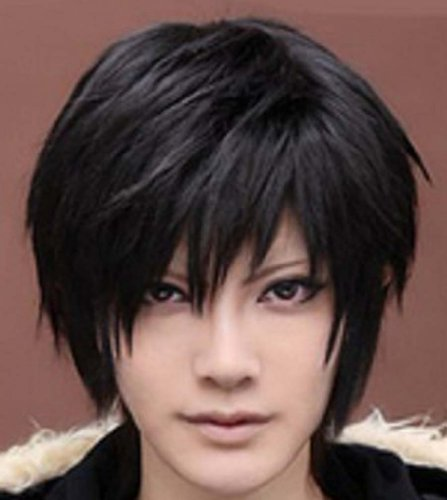 Short Hair Cosplay Male 79