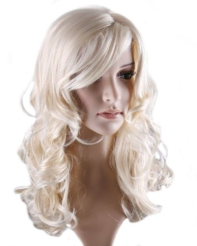DuaFire-Stylish-Long-Curl-Blonde-Hair-Wig-Party-Perruque-0
