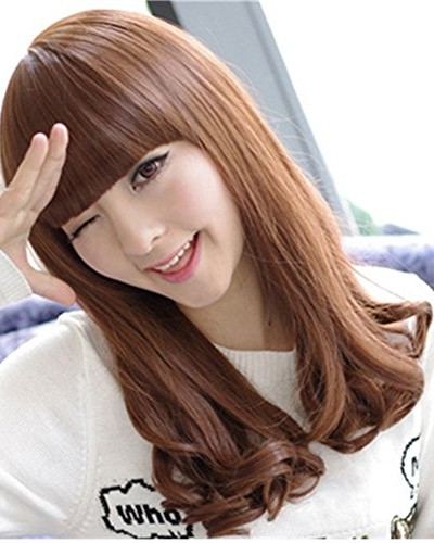 EVTECHTM-High-Quality-New-Womens-Long-Full-Curly-Wavy-Glamour-Hair-Wig-Fashion-0