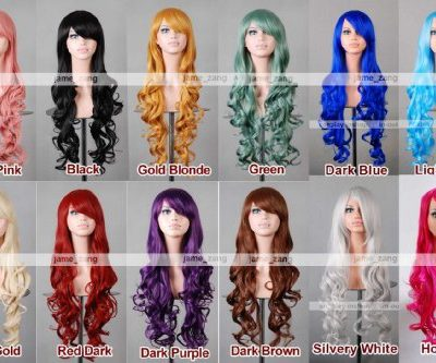 Free-Shipping-32-80cm-Long-Hair-Heat-Resistant-Spiral-Curly-12-Color-Cosplay-Wig-free-Wig-Cap-0